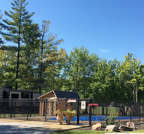 Olive Branch Campground   Family-Focused RV Park in Ohio
