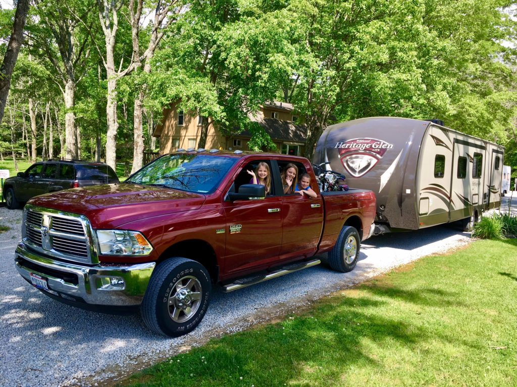 Olive Branch Campground | Family-Focused RV Park in Ohio